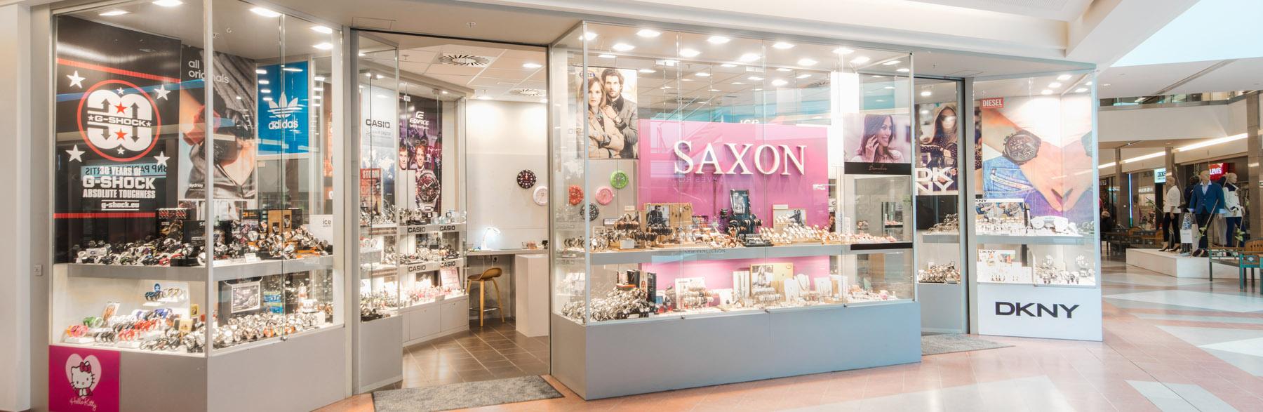Saxon juwelen en horloges
